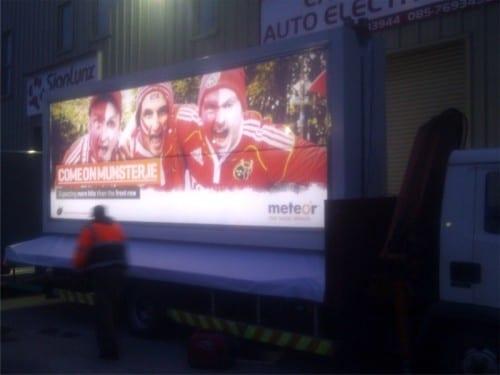 Mobile Billboards 3
